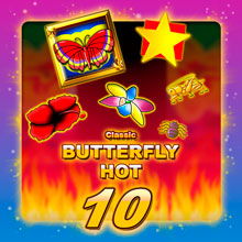 butterfly hot 20 слот